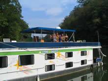 Star Ship II Houseboat Rentals in Dale Hollow Lake, TN
