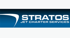 Stratos Jet Charter Services Logo