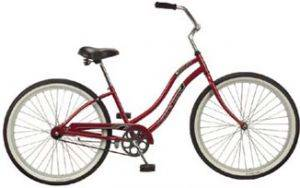 24 Inch Beach Cruiser Bicycle
