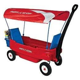San Diego Wagon With Canopy Rental
