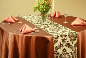 Wedding Jersey Table nj  Runners rentals table Newark linens Linen  For New Rentals Rent