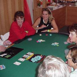 Detroit Casino Party Rentals-Texas Hold em Tables for Rent-Michigan Casino Parties