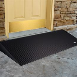 Portable Rubber Ramp
