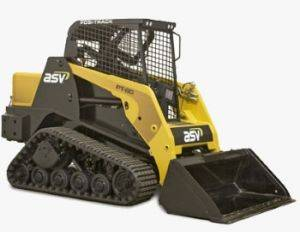 Track Skid Steer Loader Rental in Chattanooga, Tennessee