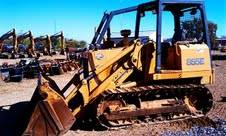 Clarksville Track Loader Rental-Crawler Loader Rentals-Northwest Tennessee Construction Equipment for Rent