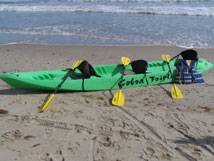 Triple Kayaks Outer Banks Boats For Rental in North Carolina