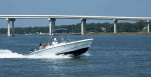 Triumph Center Console Boat in Hilton Head Island, South Carolina Boat Rental