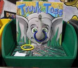 Louisville Party Rentals - Trunk Toss For Rent - Kentucky Party and Event Planning