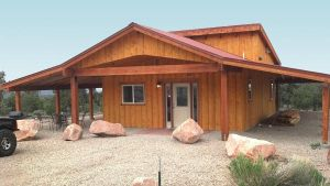 Vista Cabin ...