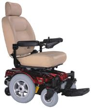 Image of the Powerchair