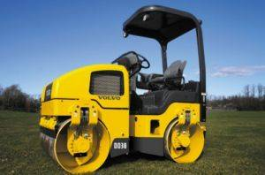 Asphalt Compactors for Rent