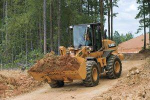 Paducah Case 621 Wheel Loaders Rentals in Kentucky