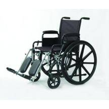 Wheelchair with Leg Lifts for Rent in Jupiter and West Palm Beach, Florida