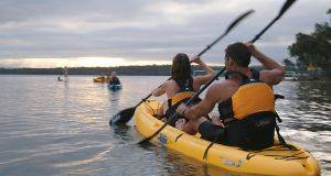 Seagrove Beach Tandem Kayak Rentals in Florida
