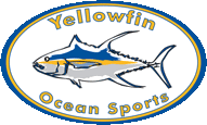 Logo for Yellowfin Ocean Sports in Seagrove Beach, Florida