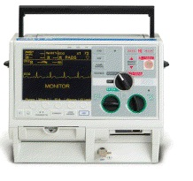 refurbished or new emergency medical equipment