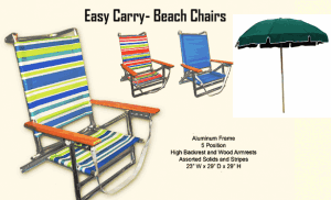 More Beach Gear Rentals from North Strand Beach Service
