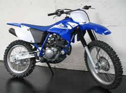 TTR 230 Yamaha Dirt Bike For Rent in San Francisco