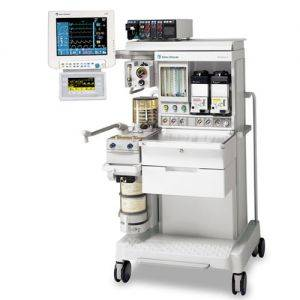 Image of GE Medical Ohmeda Aestiva Anesthesia Machine