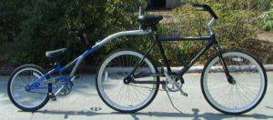 Allycat Tandem Bike for Rental in Hilton Head Island, SC