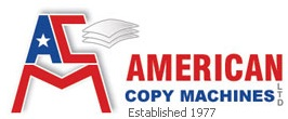 American Copy Machines Logo