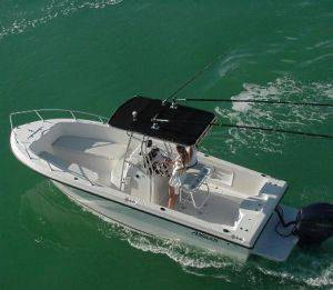 Key West Angler 230 Boat For Rent-Florida