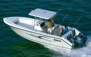Key Largo Angler 26 Boat For Rent-Floridal