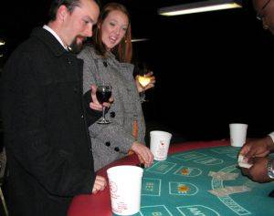 Stud Poker Table Rentals in San Antonio