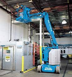 Sacramento Boom Lift Rental in California