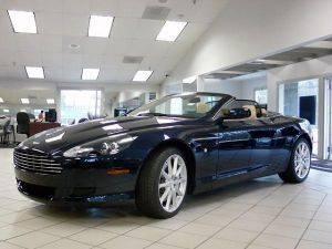 Los Angeles Exotic Car RentalsAston Martin Volante Convertible For - Rent aston martin los angeles