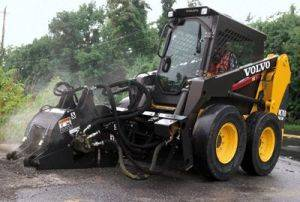 Skidsteer Attachment Rentals In Merced, California