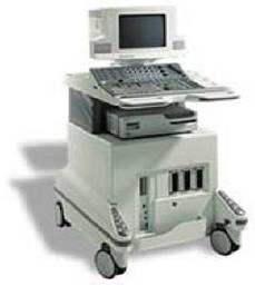 Diagnostic Equipment Rentals ATL HDI 5000 Ultrasound