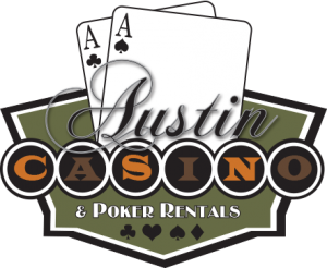 Logo For Austin Casino Party Rentals