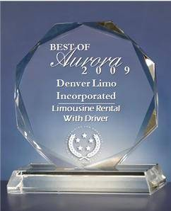 Denver Limo Inc. Award Winning Services