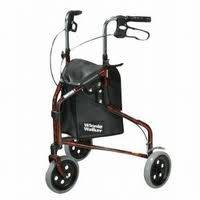 3 and 4 Wheel Rollators For Rent-DC Metro Home Medical Equipment Rentals