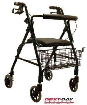 Deluxe 4 Wheel Rollators for Rent in Kensington, Maryland