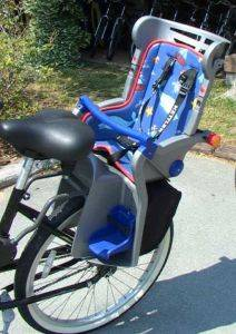 Bike Child Seat for Rental in Hilton Head Island, SC