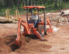 Kubota B26 Loader Backhoe Rentals Connecticut
