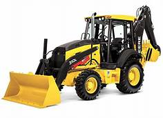 Chesapeake Virginia Backhoe Rentals