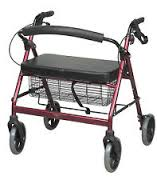 available bariatric hd rollator for rent in Vista