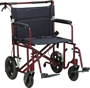 Local Lincoln area heavy duty transport chair for rent