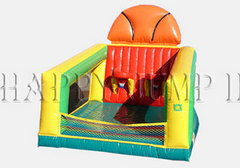 Basketball Challenge Interactive Inflatable