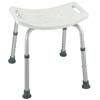Bath Chair With Aluminum Legs