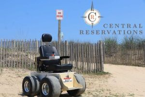Local Powered Beach Wheelchair For Rent