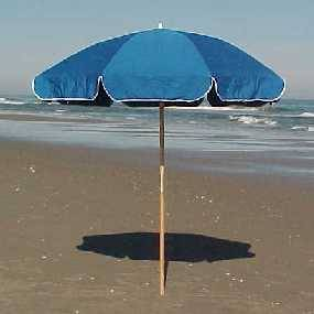 Umbrella For Rental in Outter Banks, North Carolina