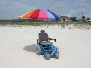 Where To Rent A Beach Wheelchair In Fort Walton Beach