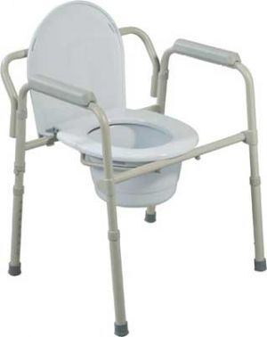 Portable Bedside Commode