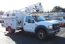 Bucket Truck for Rent in Atlanta, GA