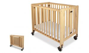 Crib With No Tool Set Up