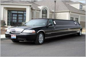 Black Town Car Ohio Limos For Rent